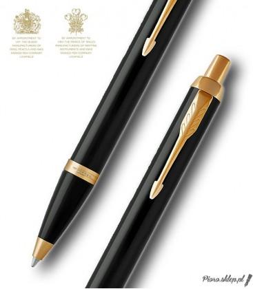 Długopis Parker Royal IM Czarny GT