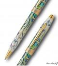Długopis Cross Botanica Zielona Lilia
