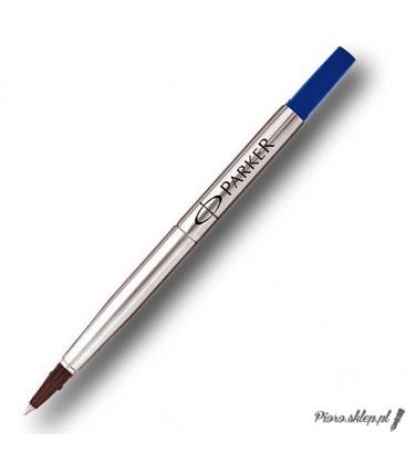 Wkład do pióra kulkowego Parker - niebieski F