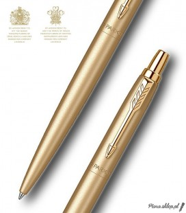 Długopis Parker Royal Jotter XL Monochrome Gold GT