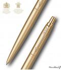 Długopis Parker Royal Jotter XL Monochrome Gold GT