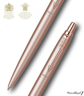 Długopis Parker Royal Jotter XL Monochrome Rose Gold PGT