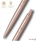 Długopis Parker Royal Jotter XL Monochrome Rose Gold PGT