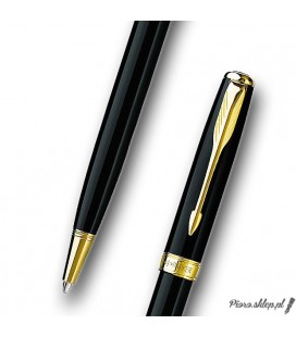 Długopis Parker Sonnet Czarna Laka GT