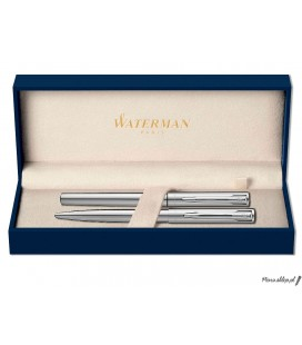 Zestaw piśmienny Waterman Graduate - pióro wieczne, długopis