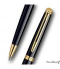 Zestaw piśmienny Waterman Hemisphere Czerń GT - pióro wieczne, długopis
