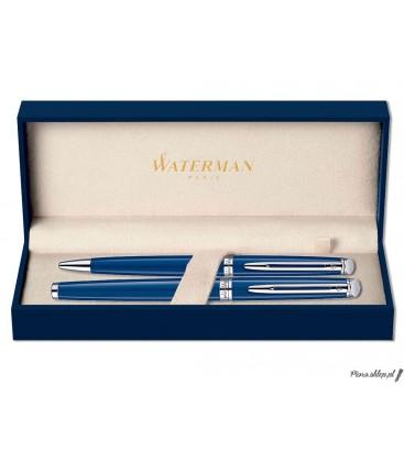 Zestaw piśmienny Waterman Hemisphere Niebieski CT - pióro wieczne, długopis