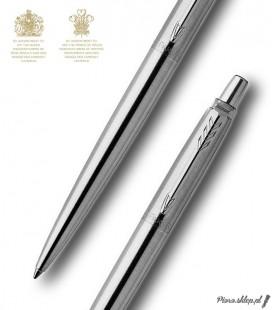 Długopis Parker Jotter Royal Stalowy CT
